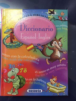 Diccionario Español- Inglés.