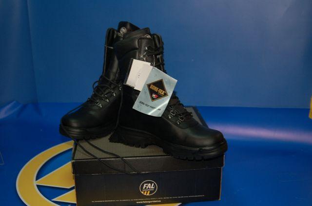 Botas De Seguridad Cuero FAL gore-tex - Talla 42 -