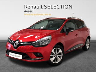 RENAULT Clio Sport Tourer 1.5dCi Energy Limited 66kW
