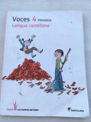 Libro cuarto primarida