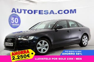 Audi A6 2.0 TDI Advanced Edition 177cv Multitronic 4p