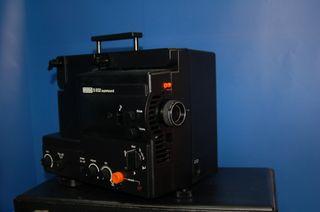 Proyector super 8 EUMIG model S932