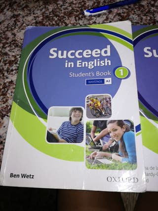 succeed in english 1 eso student's book