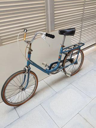 Bici antigua