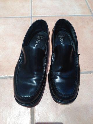 Zapatos mocasin Martinelli hombre 44 c de segunda mano por