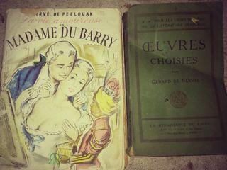 libros en frances