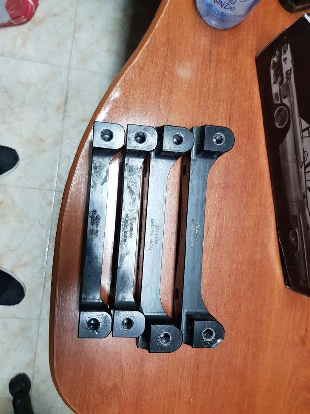 Portapinzas originales Brembo gt para M5 e60