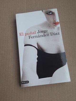 """Libro """"El puñal"""""""