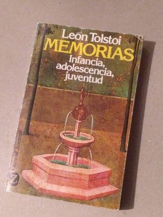 Libro Leon Tolstoi