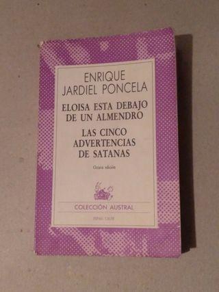 libro Jardiel Poncela