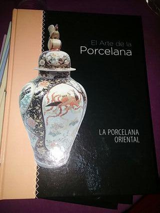 el arte de la porcelana colección de libros 7 tomo