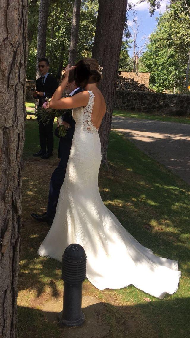 vestido de novia 2018, nuevo de segunda mano por 895 € en santa