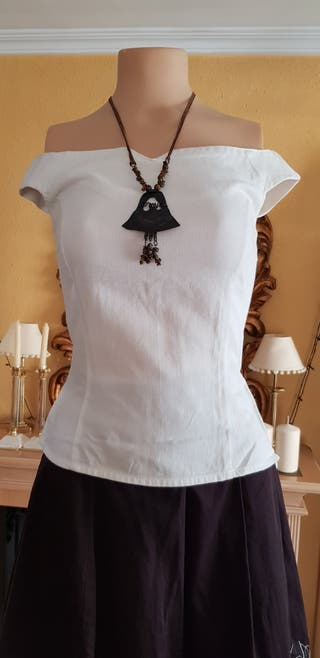 blusa estilo corpiño T S