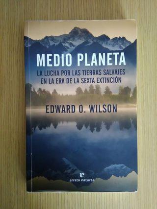 Libro Medio planeta