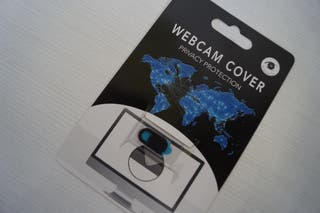 Protector webcam cover