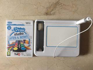 Juego uDraw Wii