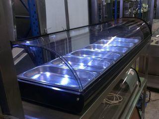 Vitrinas de tapas refrigeradas