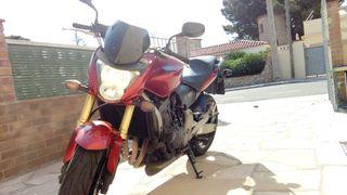 moto Honda Cb600f Hornet. Abs.