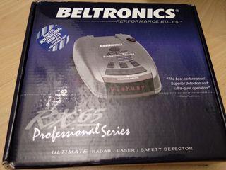 Detector de radares Beltronics Rx65