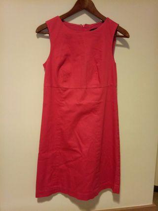 Vestido rosa talla 42