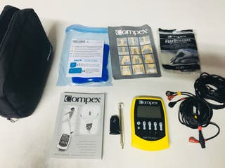 Compex electroestimulador