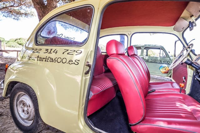Seat 600 Seat 600 1980