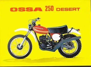 OSSA 250 DESERT