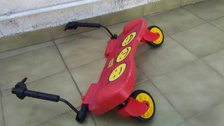 Plataforma patin para cochecito y/o silla de paseo