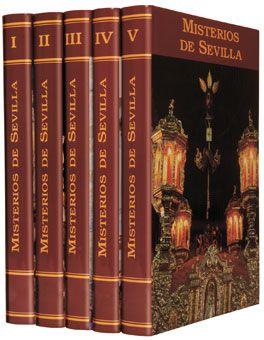COLECCIÓN MISTERIOS DE SEVILLA (TOMOS II,III,IV)
