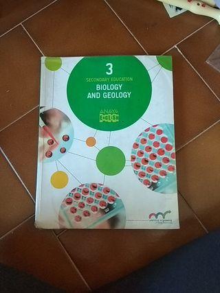 libro biologia y geologia