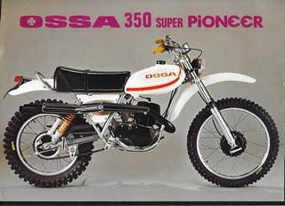 OSSA 350 SUPER PIONEER