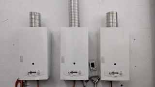 calentador a gas neckar