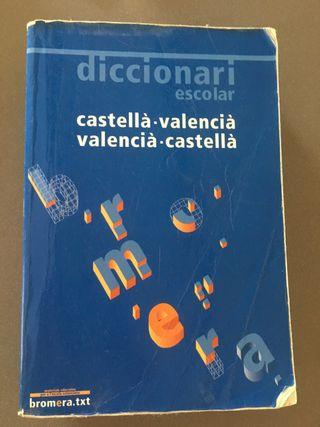 Diccionario castellano-València, valencia-castella