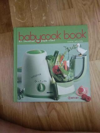 libro cocina niños infantil baby cook