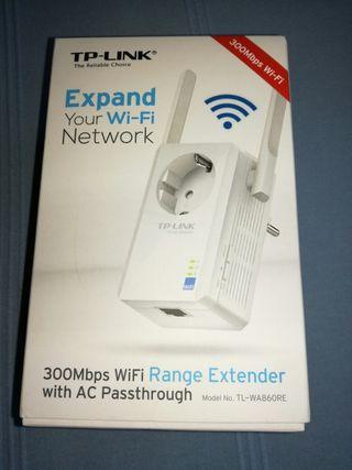 Amplificador de wifi nuevo