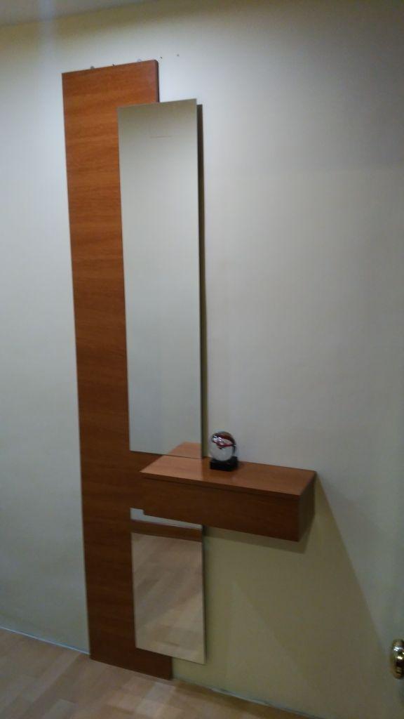 Mueble recibidor entrada de segunda mano por 50 en madrid en wallapop - Mueble entrada segunda mano ...