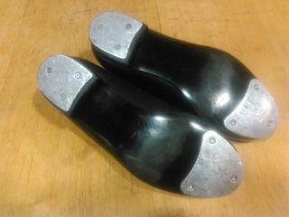 zapatos baile claqué niño/niña 34-35