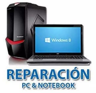 Reparación de ordenadores todas MARCAS