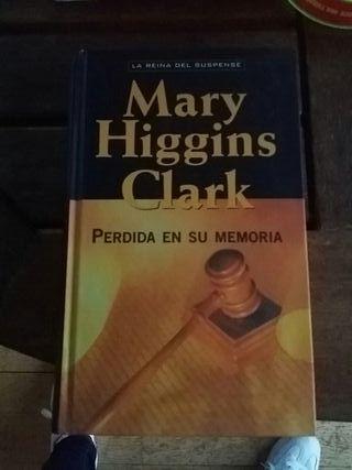 libro perdida en su memoria