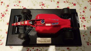 Tamiya 1/20 collectors club Ferrari 643 J. Alesi