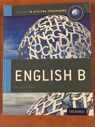 Libro ENGLISH B OXFORD