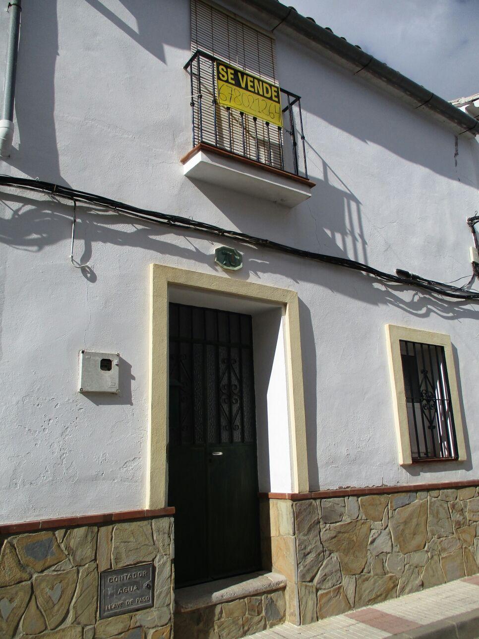 Casa en venta en Gaucin (Gaucín, Málaga)