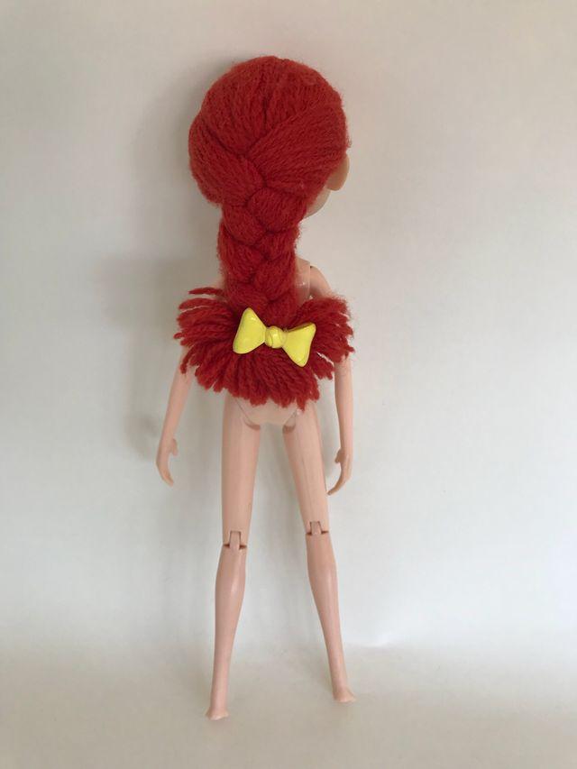Muñeca Jessie Toy Story DISNEY Mattel de segunda mano por 15 € en ... 6df60aea40e