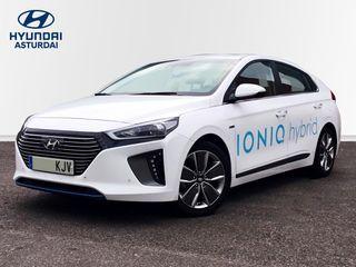 Hyundai IONIQ 1.6 GDI HEV Style DCT con trailer pack