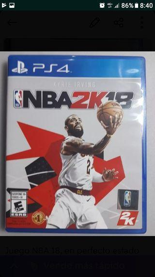 NBA PS4
