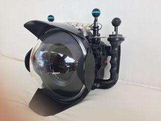Caja estanca Nauticam para la Canon 5D Mark III
