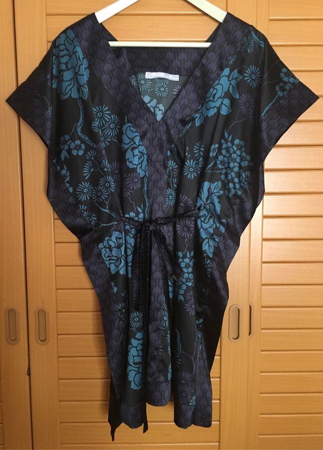 8ab64cb963 Vestido japones