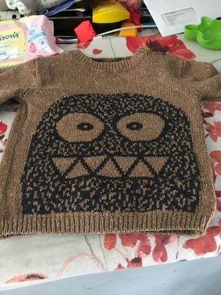 Next Owl Jumper