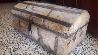 baúl antiguo