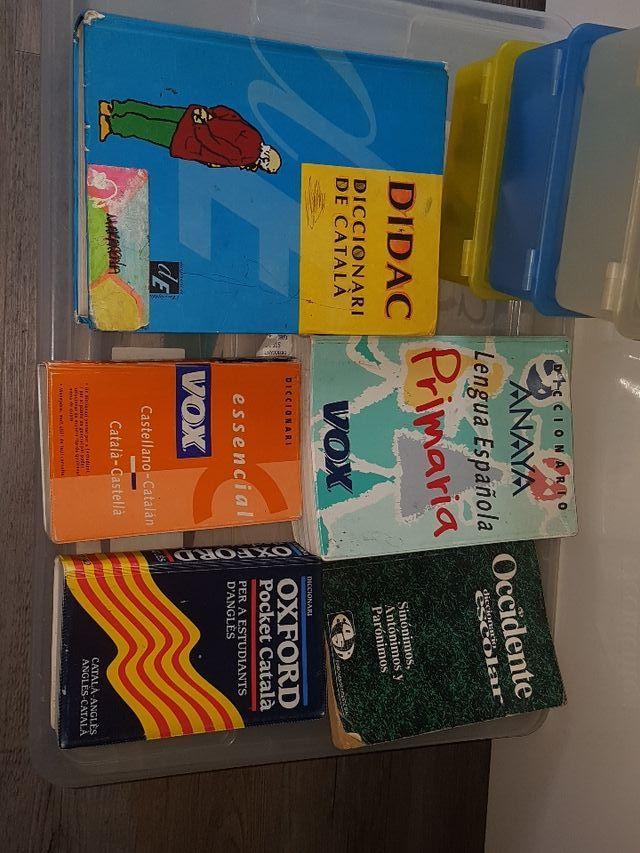 diccionarios.